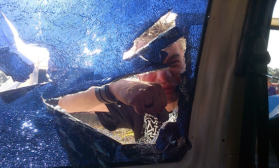 glass-damage