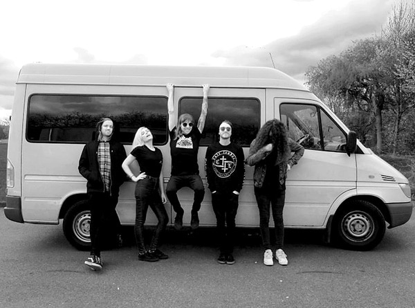 Turbo Booking Tour Vans