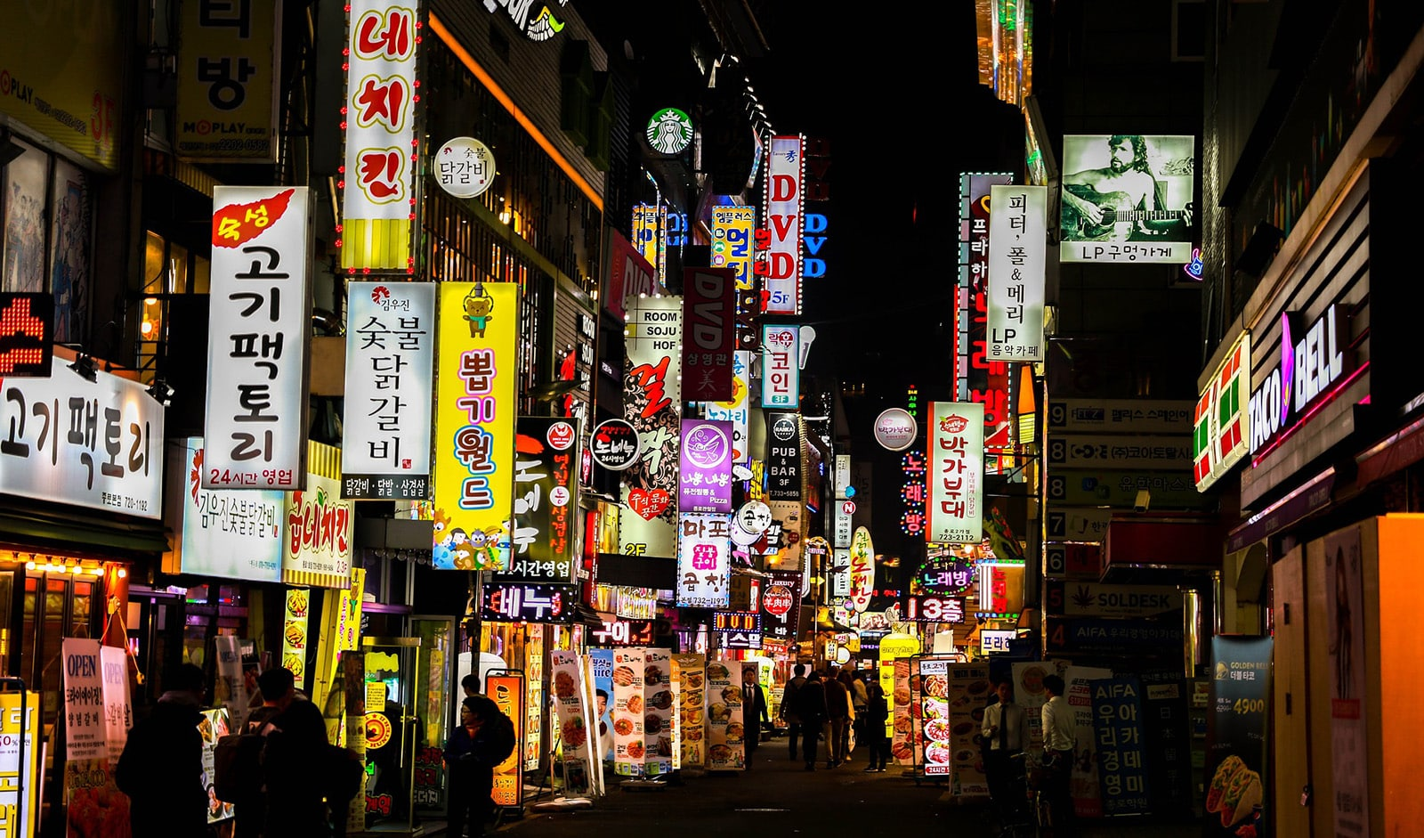 Korea Rock Scene